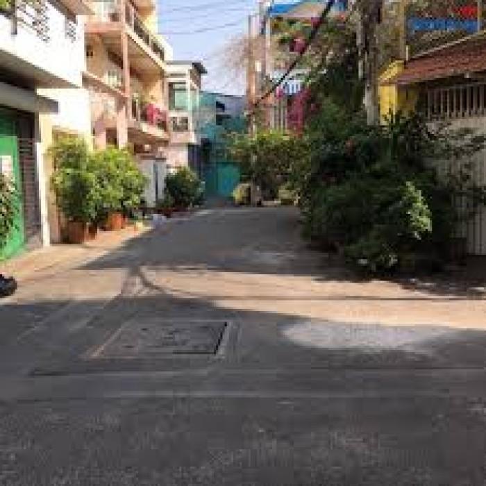 Bán Nhà HXT Nguyễn Trọng Tuyển. Q.PN. 13x16.5m