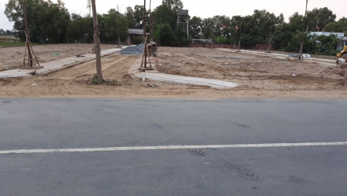 Cần bán gấp đất nền đường 835 thuộc xã Phước Lâm Cần Giuộc Long An