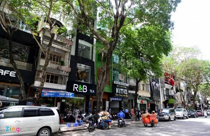 Mặt phố Thợ Nhuộm, Hoàn Kiếm cần bán DT 25m2 Giá cực tốt