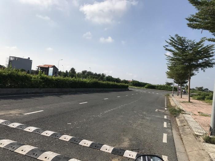 Đất nền dự án Hưng Gia Garden City nằm vị trí 3 mặt tiền QL1A ,Nguyễn Hữu Trí và Vành Đai 4