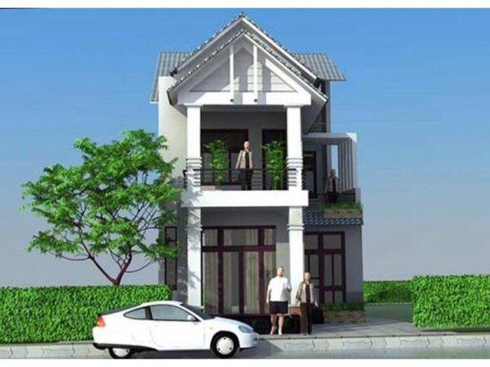 Bán gấp căn nhà 1 trệt 1 lầu