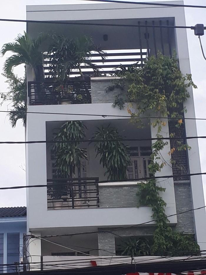 Bán Nhà Mặt Tiền Quang Trung, Phường 8, quận Gò Vấp, hướng Tây Nam
