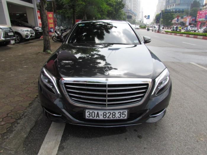 Mercedes-Benz S400 sản xuất năm 2015 Số tự động Động cơ Xăng