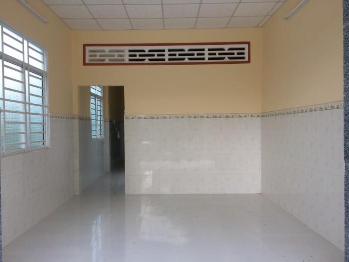 Nhà mới xây 490 triệu/ 72m2 gần siêu thị coopmart, F5 tp Mỹ Tho Tiền Giang
