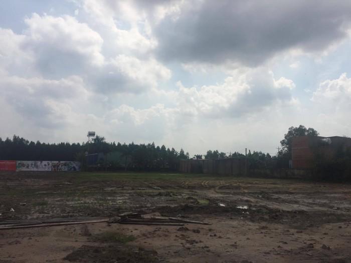 Chạy án cho ông anh nên cần bán gấp miếng đất mặt tiền tại xã Long Phước, Long Thành, Đồng Nai