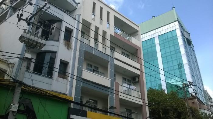 Bán nhà MT đường Trường Sa, P. 2, Q. Phú Nhuận, DT: 5x10m, 3 lầu mới