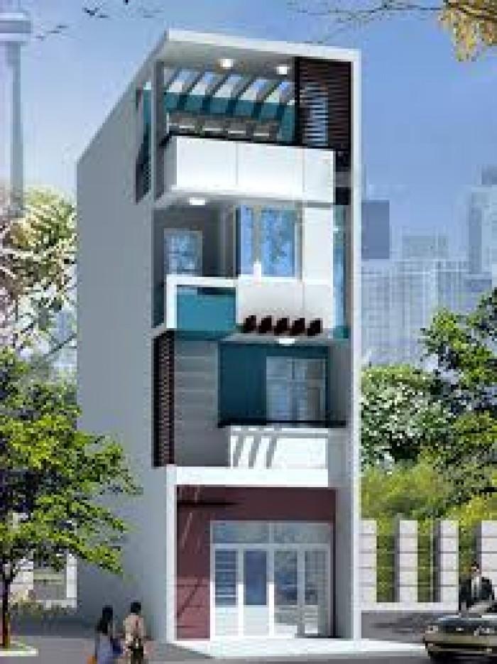 Bán Gấp Nhà Đẹp Giá Rẻ Nguyễn Đình Chiểu, Q.3, 10x3.4m, 4 tầng.