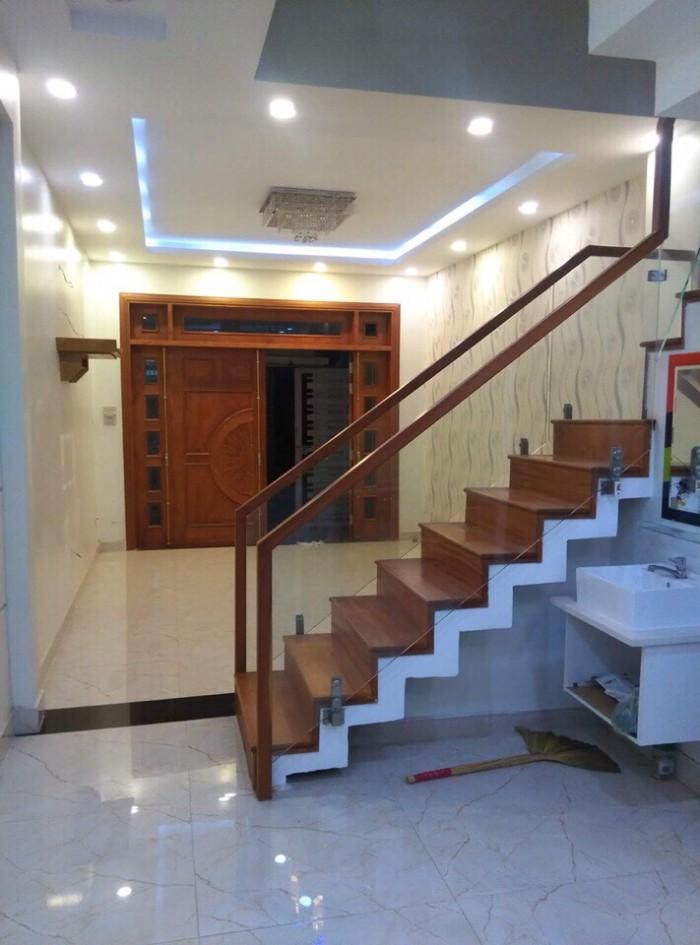 Bán nhà Nguyễn Sáng, Q.Tân Phú, DT 4.1mx15.1m, nở hậu