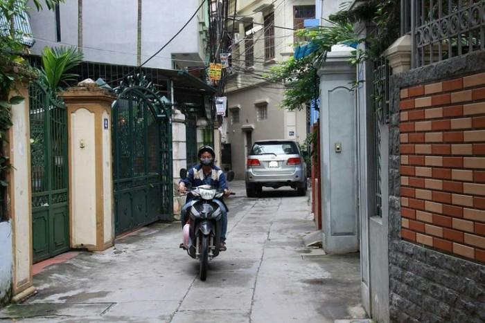 Bán nhà lô góc vị trí cực đẹp khu Kim Mã