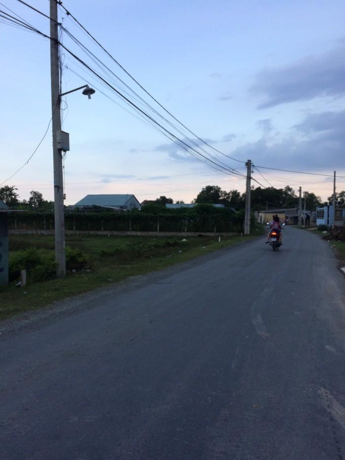 Gia đình gặp khó khăn nên bán gấp 440m2 đất, đường nhánh quốc lộ 50, huyện Bình Chánh