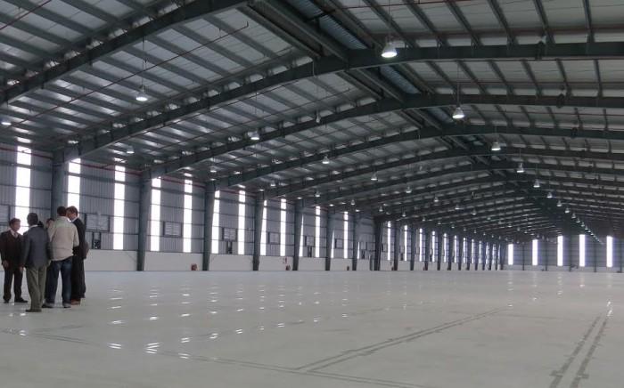 Cho thuê nhà xưởng rộng 3000m2 tại thị trấn Đông Anh Hà Nội mới đẹp