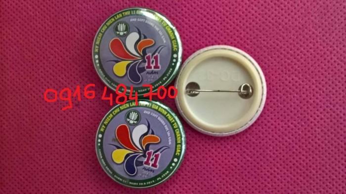 Huy hiệu nhôm giá rẻ nhất Đà nẵng1