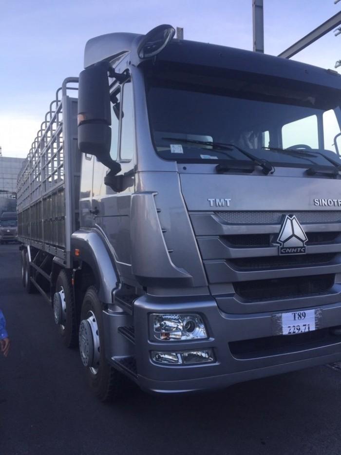 Xe tải nặng SINOTRUC HOWO 17,9 Tấn mới 100% đời 2016 giá tốt