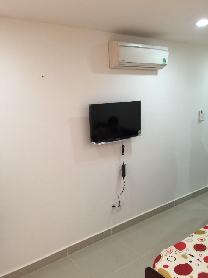 Bán căn hộ mới nhận -80m2 2PN, đầy đủ nội thất- MT Ng Văn Linh liền kề Q.7 Q.8
