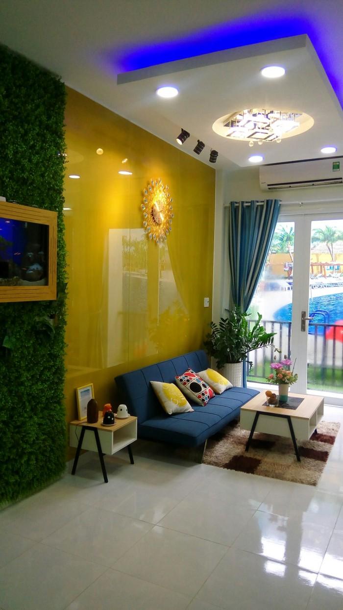 Căn hộ Ruby Home Amazing city Bình Chánh căn 02 Phòng ngủ