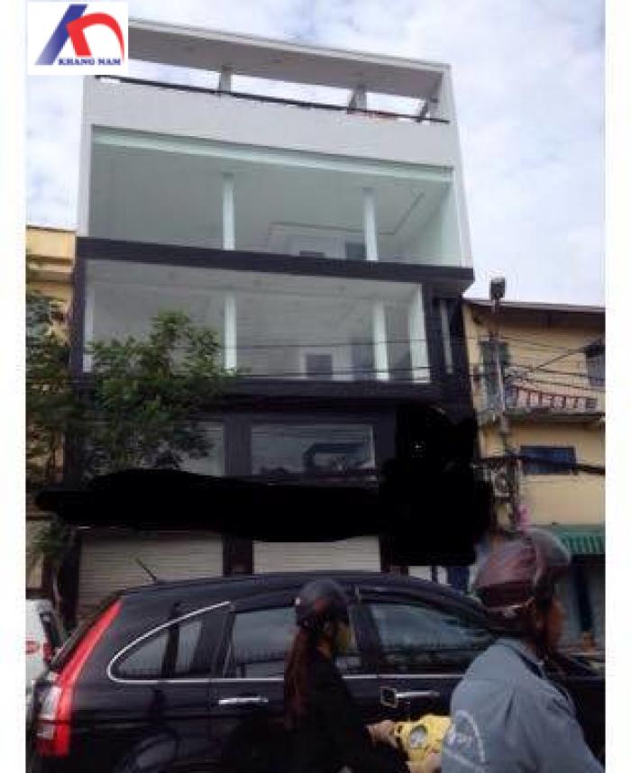 Cho thuê nhà MT Tân Kỳ Tân Quý, Q.TP, (DT: 7.5x21m, trệt, 3 lầu).