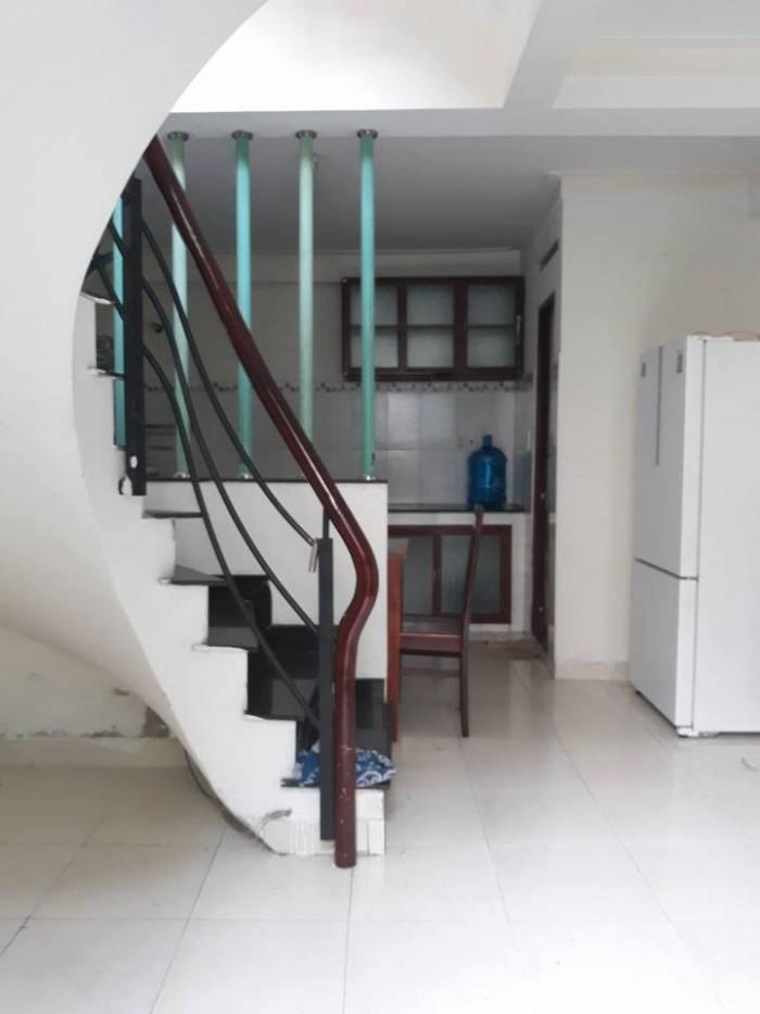 Bán Nhà Bé Xinh Cực Yêu Phan Tây Hồ, Q.PN, 10.5x4m, 3 tầng.