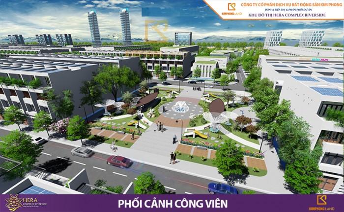 Hera Complex Riverside đất nền giá rẻ duy nhất còn sót lại tại Nam Đà Nẵng