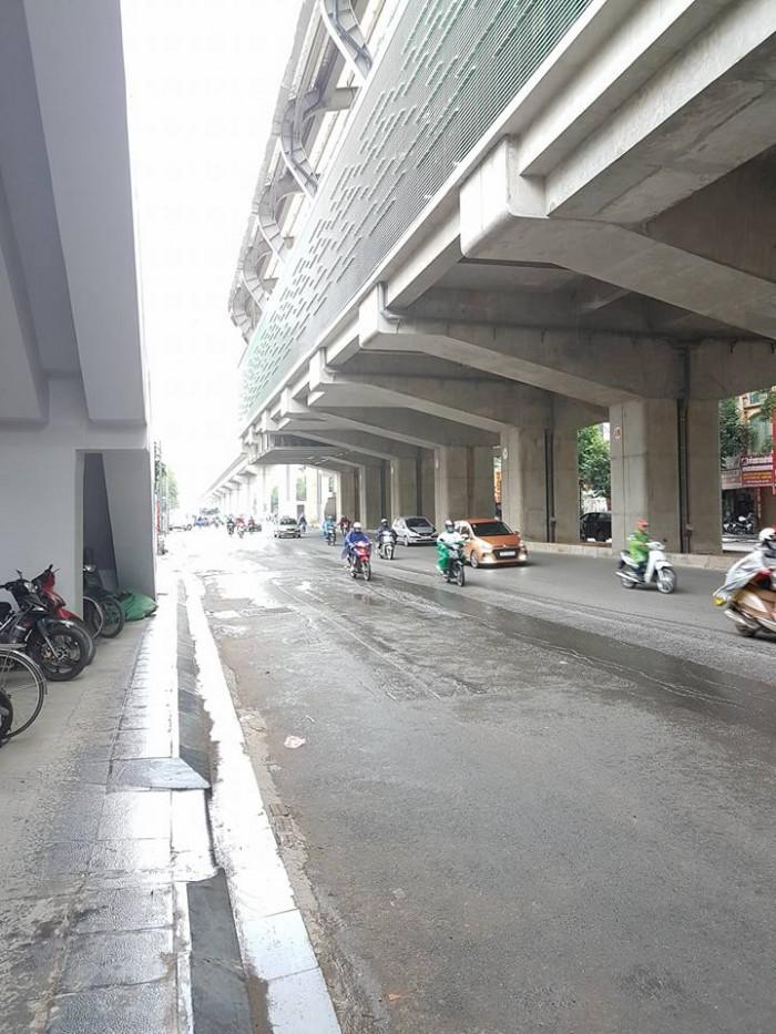 Bán nhà mặt phố Quang Trung Hà Đông 50m2 x 3 tầng