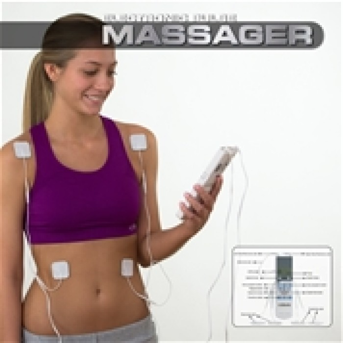 TruMedic TENS Unit Electronic Pulse Massager - Máy massager điện sung