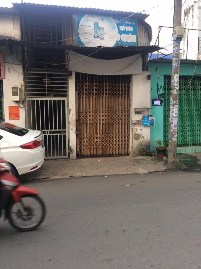 Bán nhà trọ mặt tiền đường số 30, phường 6, quận Gò Vấp, 8 x 29m (nở hậu 10m), cấp 4, giá 11,6 tỷ