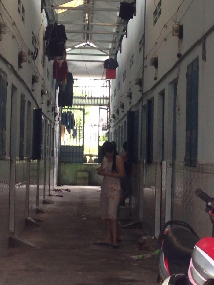Cần bán gấp Dãy nhà trọ 32 phòng Tại Bến Cát ngay KCN Mỹ Phước 3