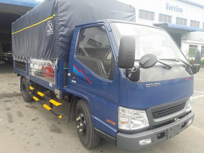 Xe IZ49  2.5 tấn  Ero4 bán trả góp hằng tháng 5