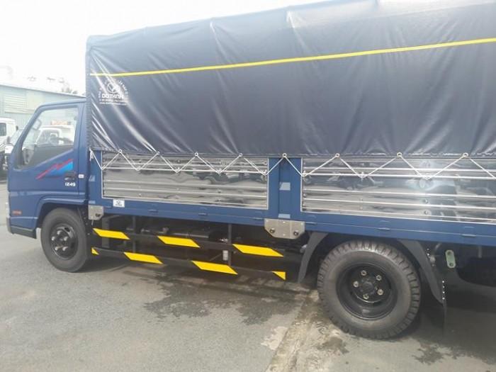 Xe IZ49  2.5 tấn  Ero4 bán trả góp hằng tháng 4