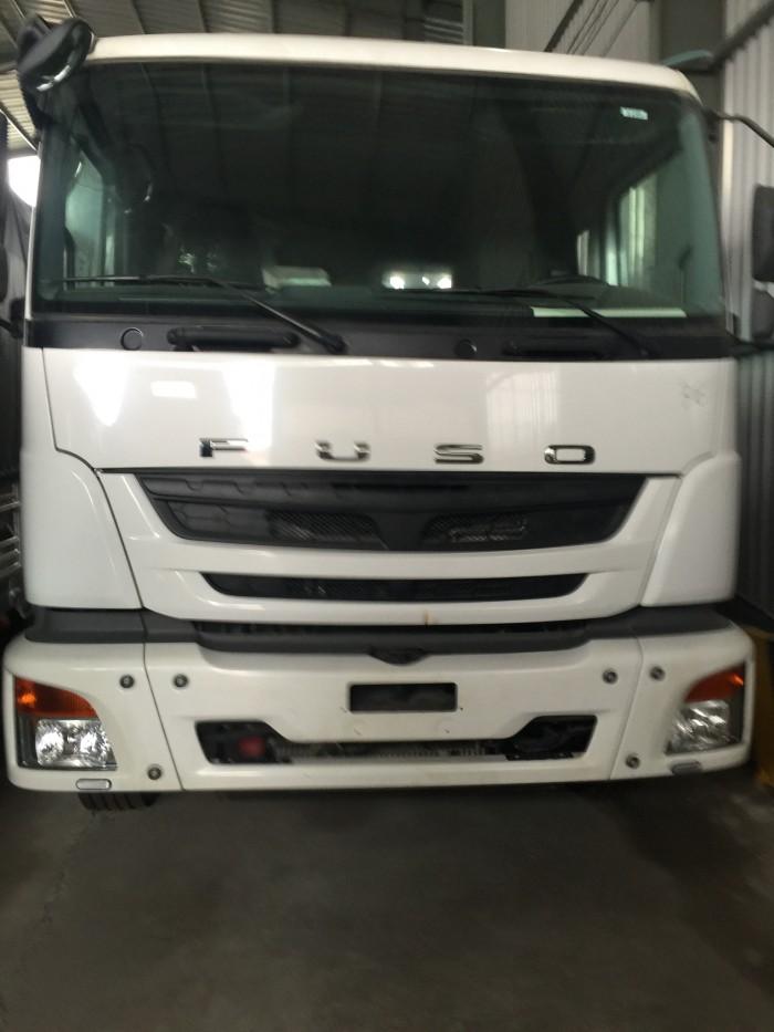 Xe tải MISUBISHI 16 tấn thùng dài 9m 0