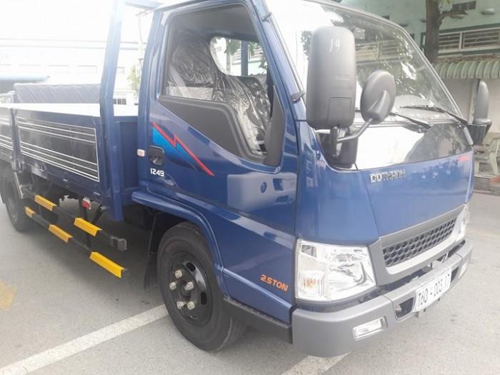 Hyundai IZ49 2,4 tấn Đô Thành, trả trước 80 triệu, giao xe trong vòng 5 ngày.