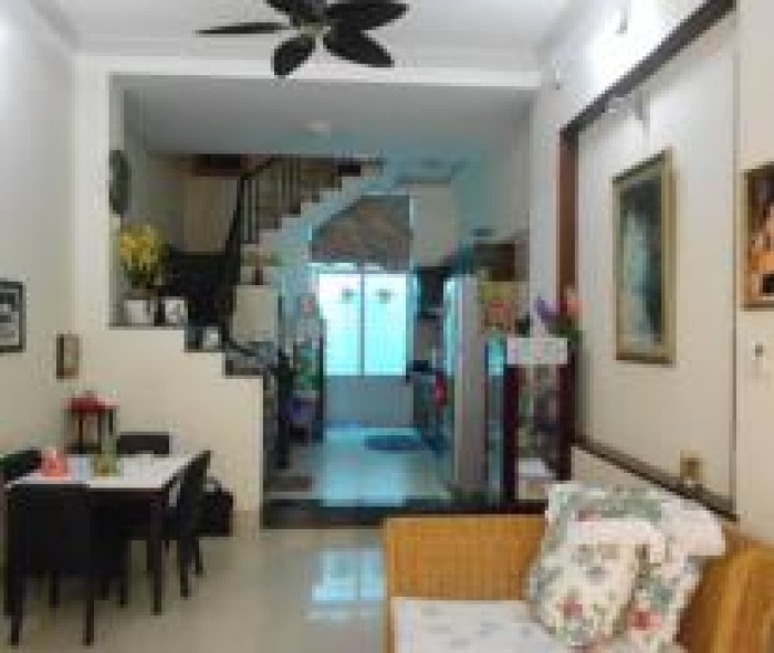 Biệt Thự Sang trọng MT Hồ Xuân Hương, DT: 14x20m  GPXD: 8 tầng