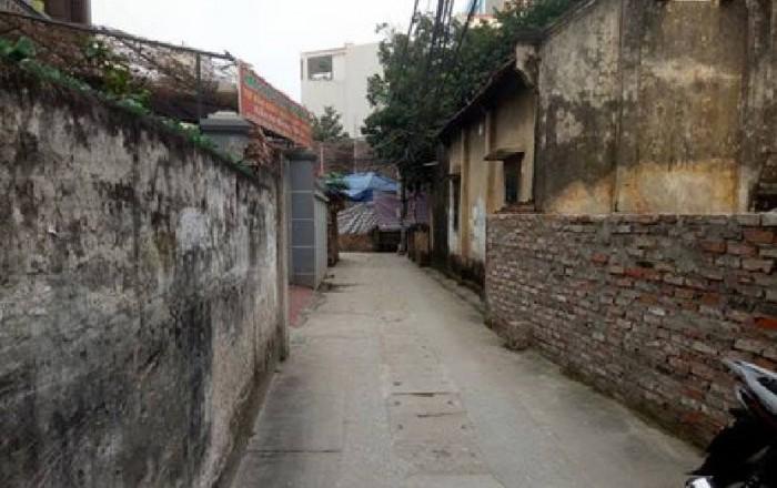 Bán nhà cấp 4 SĐCC ngõ 18 Định Công Thượng, 45m2