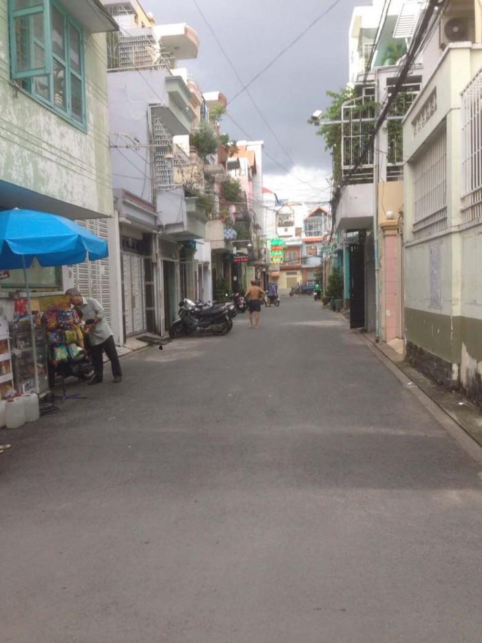 Bán nhà hẻm Thái Văn Lung, Quận 1 Giá 17 tỷ