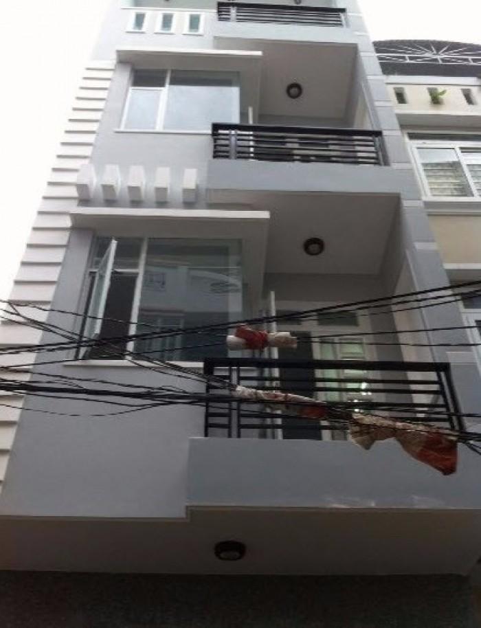 Bán nhà Nguyễn Thượng Hiền, hẻm 3 gác , 5PN