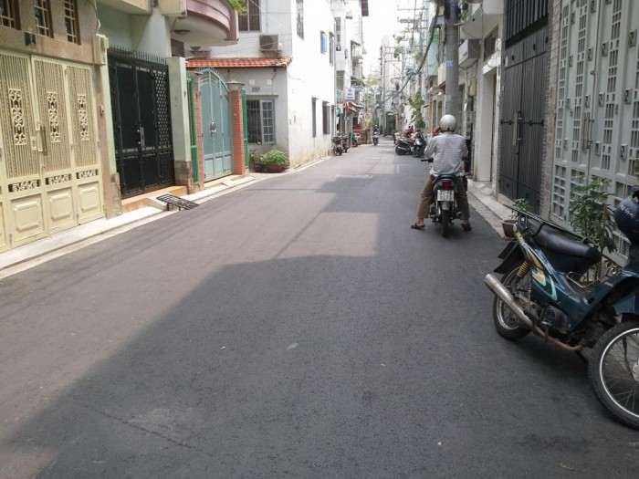 Bán nhà hẻm xe hơi Trần Hưng Đạo , Quận 1 Giá 13 tỷ