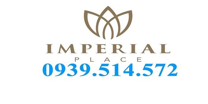 Căn hộ Imperial Place mặt tiền Kinh Dương Vương - giá chỉ từ 800tr/2PN