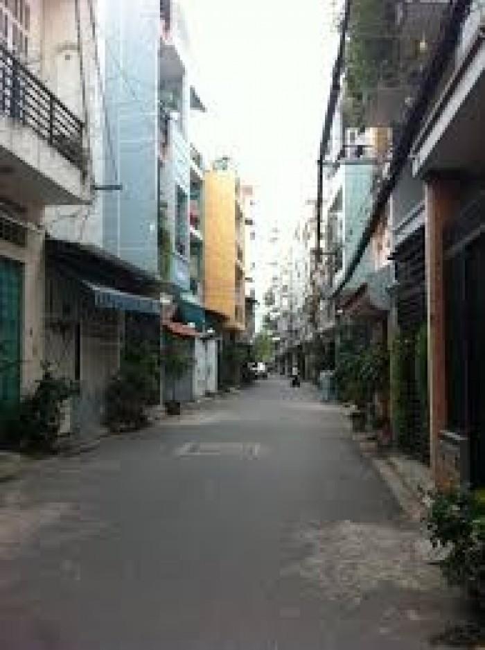 Bán nhà hẻm xe hơi Trần Đình Xu, Quận 1 Giá 12,5 tỷ