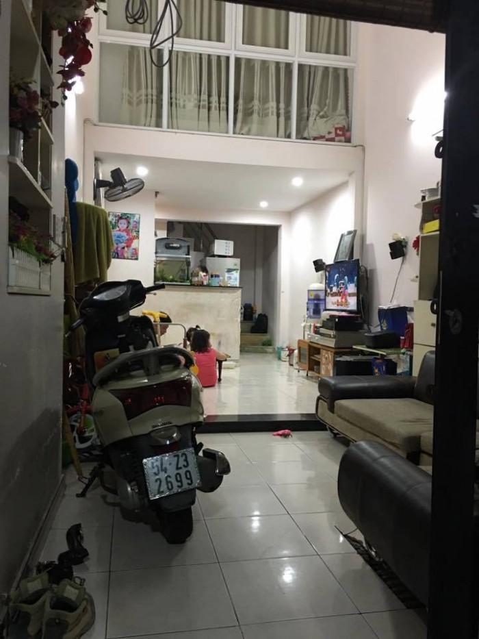 Cần bán gấp nhà đẹp, Bình Thạnh DT 30m2