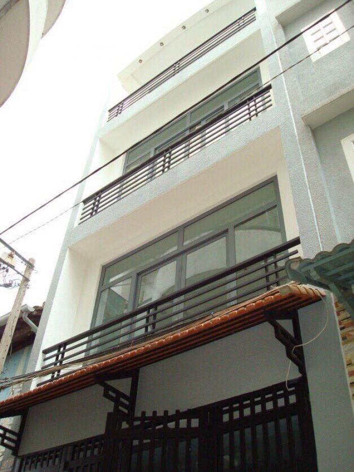 Bán Nhà Đẹp Phan Đăng Lưu, Gara Ô Tô, Mt 5M, 5T