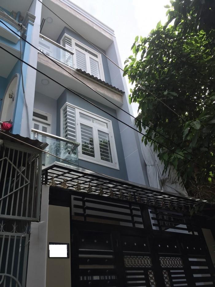Bán Nhà Hẻm Đường số 8, phường 11, Quận Gò Vấp