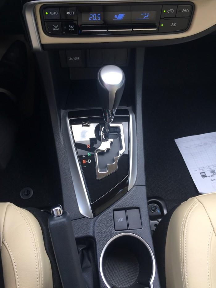 Toyota Corolla Altis sản xuất năm 2019 Số tự động Động cơ Xăng