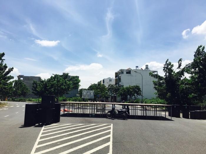 Đất nền KĐT Cát Lái MT Nguyễn Thị Định 40m chuẩn Singapore ngay TTTM 90m2
