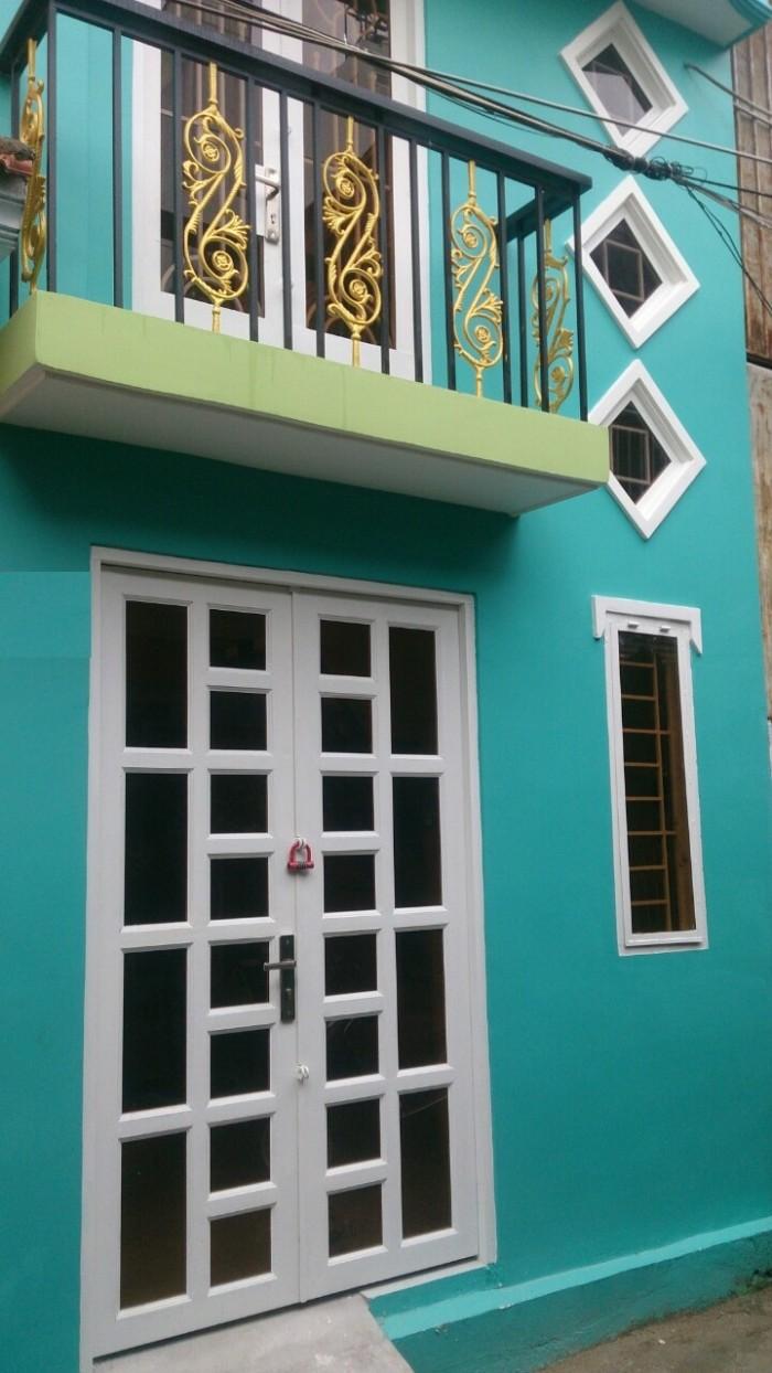 Bán Nhà Hẻm Lê Văn Phan , 3,2x8m2 . Nhà 2 Lầu Đúc Thật Đẹp