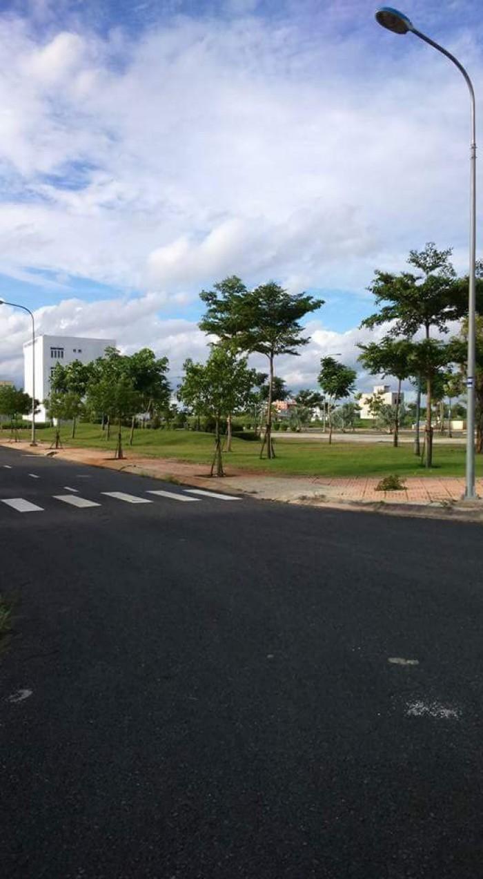 Bán đất ngay mặt tiền trung tâm thành phố Tân An sổ hồng riêng kinh doanh thuận lợi