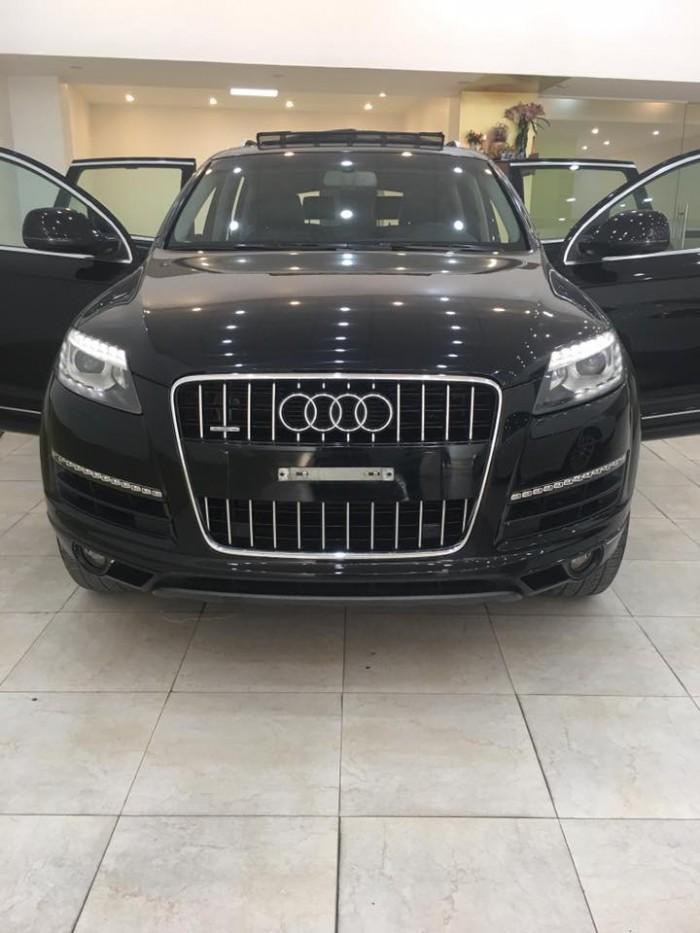 Audi Q7 Quattro sản xuất 11/2010 một chủ sử dụng từ đầu