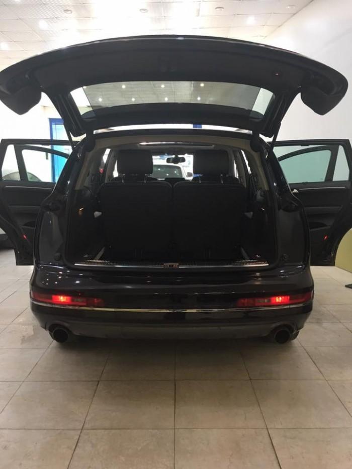 Audi Q7 Quattro sản xuất 11/2010 một chủ sử dụng từ đầu 2
