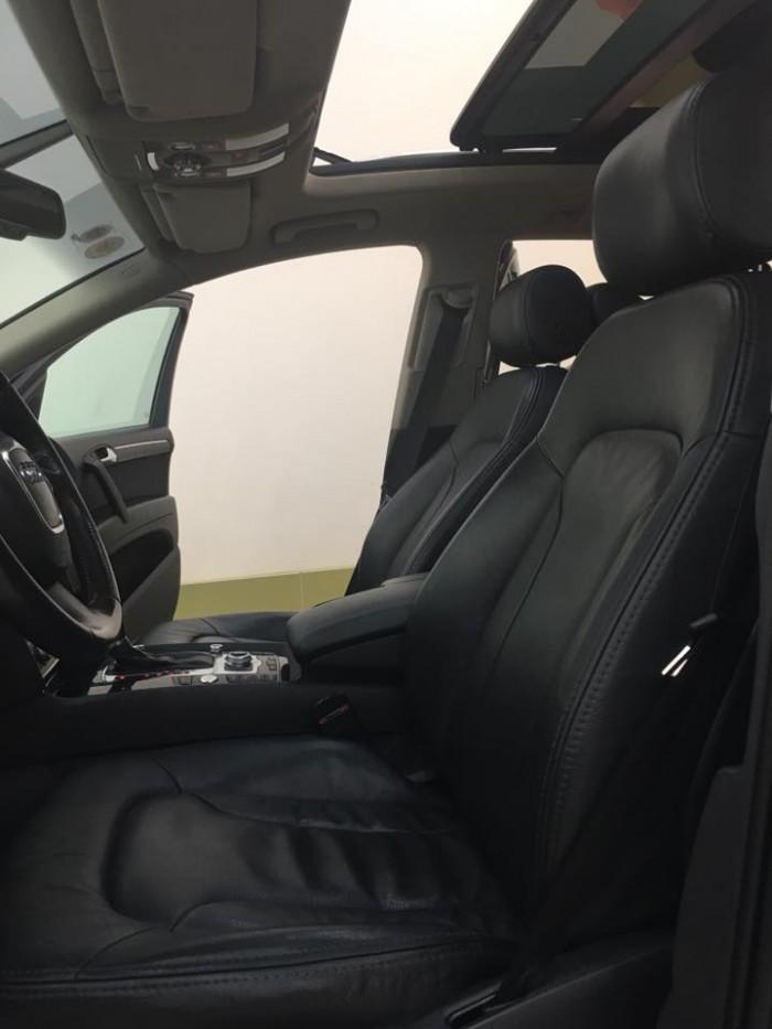 Audi Q7 Quattro sản xuất 11/2010 một chủ sử dụng từ đầu 6