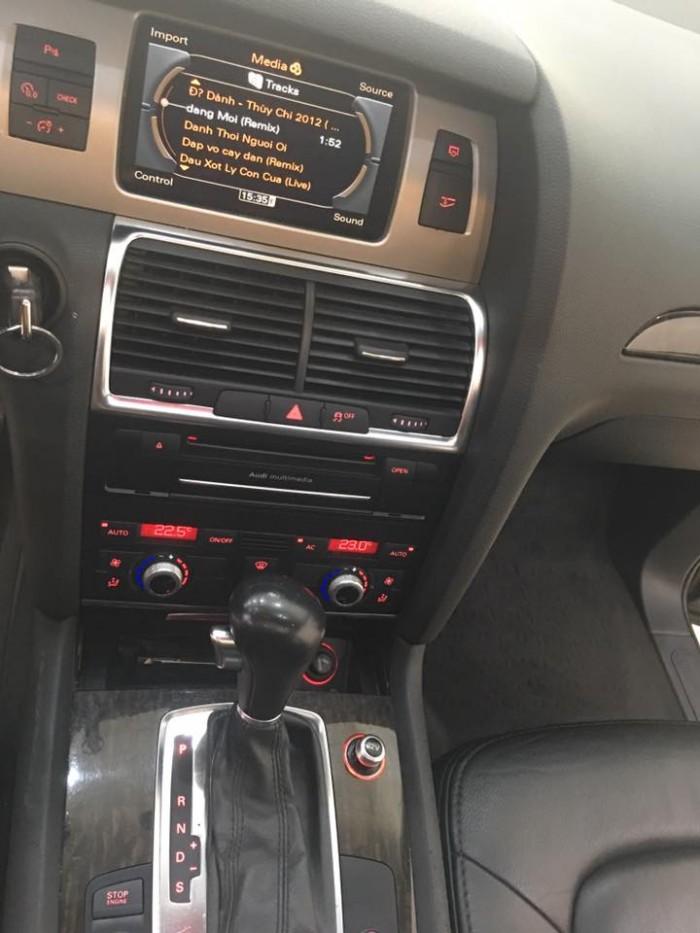 Audi Q7 Quattro sản xuất 11/2010 một chủ sử dụng từ đầu 10