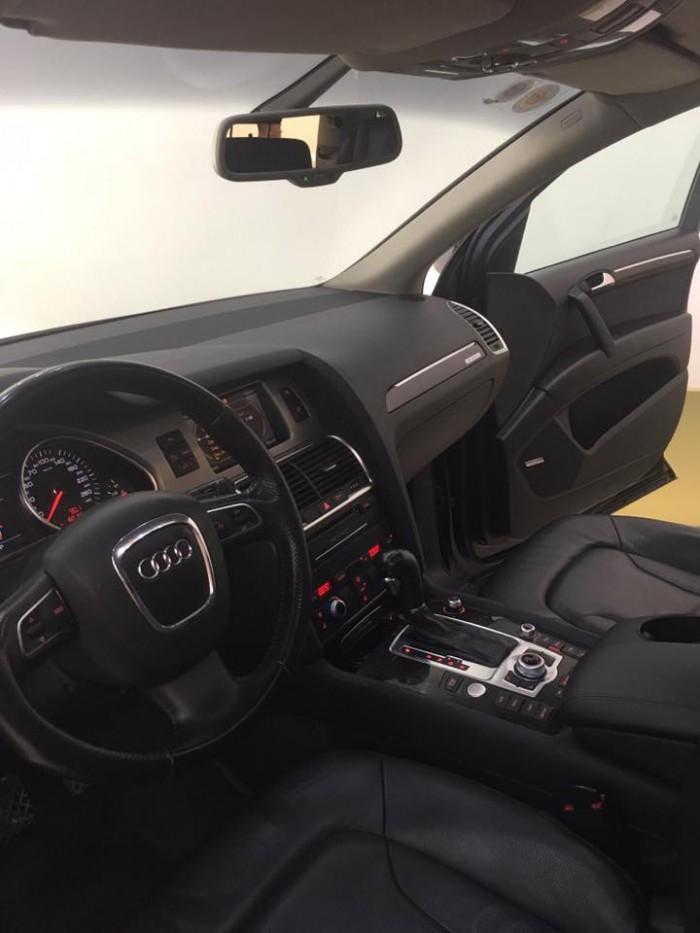 Audi Q7 Quattro sản xuất 11/2010 một chủ sử dụng từ đầu 13
