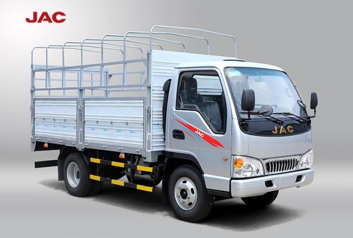 Xe tải Jac 2.4 tấn là dòng xe tải nhẹ cao cấp được nhập khẩu nguyên chiếc về Việt Nam,